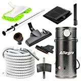 Allegro Central Vacuum 30 Foot Deluxe Package for RVs Campers Trailer Yacht