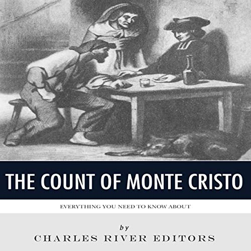 Couverture de Everything You Need to Know About the Count of Monte Cristo