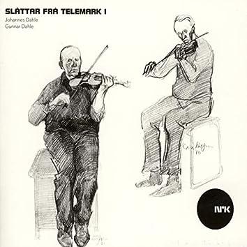 Norsk Folkemusikk: Slåttar Frå Telemark I