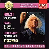 Stokowski Conducts Holst, Ravel & Stravinsky by Stokowski