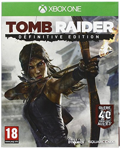 Tomb Raider: Definitive Edition (Gioco + Artbook) - Edizione Italiana - XBox One