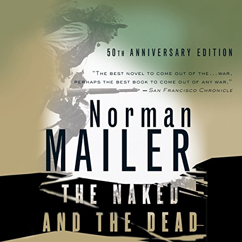 The Naked and the Dead cover art