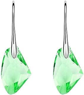 Dangle Earrings,Caopixx New Crystal Rhinestone Earrings Wedding Party Ear Studs Earrings for Women 2018