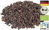 Edelmond Bio Kakaobohnen Splitter Nibs. Ungeröstete Samen vom Cacao