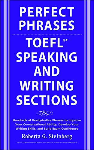 Perfect Phrases for the TOEFL Writing and Speaking Sectionsの詳細を見る