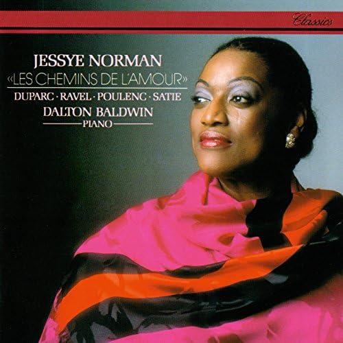 Jessye Norman & Dalton Baldwin