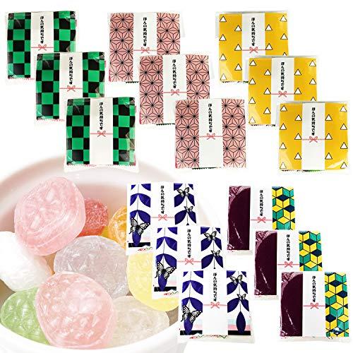 プチギフト キャンディー 5個入り 15袋セット 和柄 文様 ほんの気持ちです ギフト お菓子 かわいい 個包装 退職 お礼 挨拶 引菓子 ホワイトデー バレンタインデー