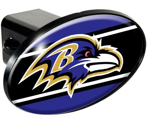 NFL Baltimore Ravens Trailer Hitch Cover