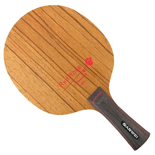 Read About SANWEI H6 Red Rose FL Table Tennis Blade