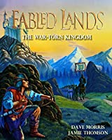The War-Torn Kingdom: Large format edition (Fabled Lands)