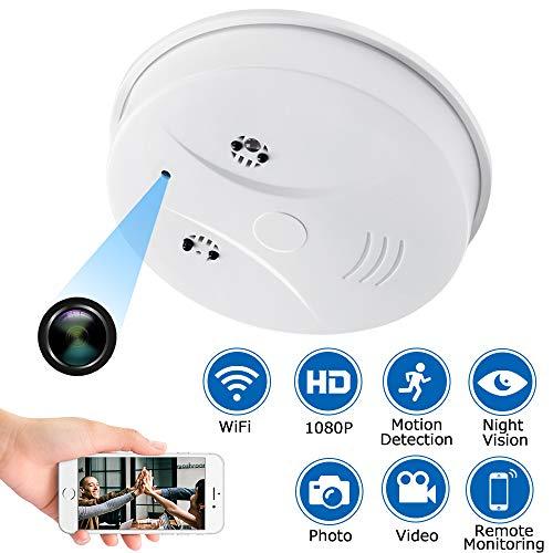 LXMIMI Caméra Espion Cachée WiFi Caméra Cachée Détecteur de...