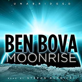 Moonrise audiobook cover art