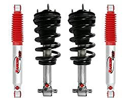 QuickLIFT Loaded Strut Assemblies & Shock Absorber- Replacement shocks for chevy Silverado