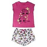 Cerdá Pijama Brilla en Oscuridad de Muñecas LOL Surpirse, Rosa, 5 años para Niñas...