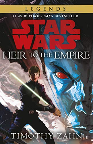 Heir to the Empire: Book 1 (Star Wars Thrawn trilogy)