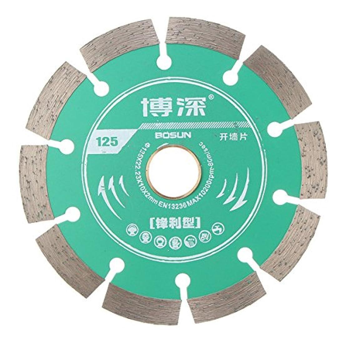 近くソーダ水海岸Queenwind 125mm の合金は具体的な大理石の石工およびタイルのための刃の車輪の切断の Diac を見た
