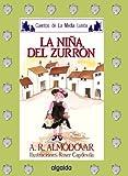 Media lunita n 2. La nia del zurrn (Infantil - Juvenil - Cuentos De La Media Lunita - Edicin En Rstica)