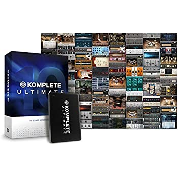 Native Instruments 音楽制作パッケージ KOMPLETE 9