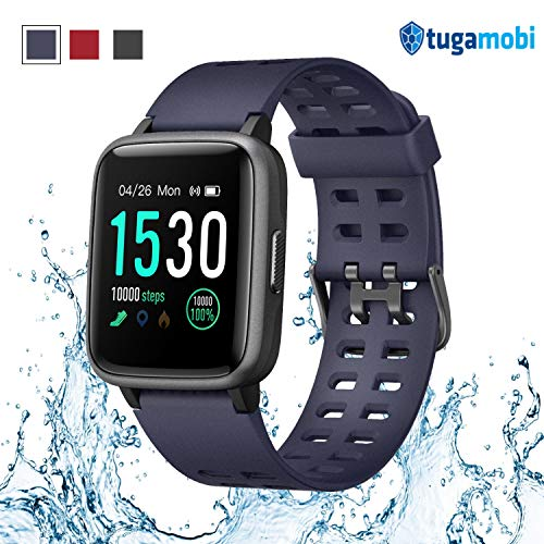 For Sale! tugamobi Smart Band SB501 – Fitness Tracker, Touch Screen,Tracker with Heart Rate Monito...