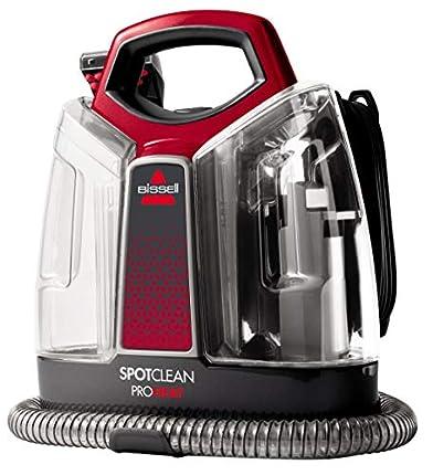 Bissell 36988 Spotclean Proheat - limpiador de alfombras y quitamanchas Portatil