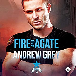 Fire and Agate                   By:                                                                                                                                 Andrew Grey                               Narrated by:                                                                                                                                 Greg Tremblay                      Length: 6 hrs and 9 mins     Not rated yet     Overall 0.0