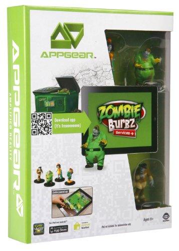 Wow Wee-App Gear - 0 123 - Jeu Électronique - App Gear - Zombie Burbz -services