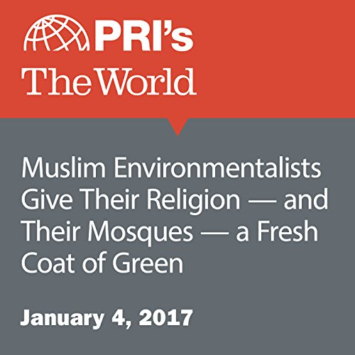 Muslim Environmentalists Give Their Religion — and Their Mosques — a Fresh Coat of Green audiobook cover art