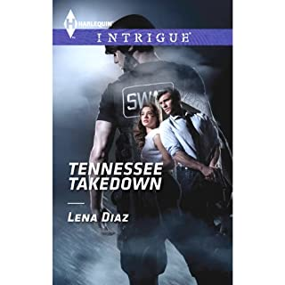 Tennessee Takedown cover art