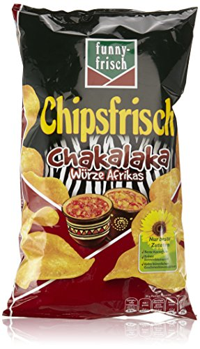 Funny-Frisch Chipsfrisch Chakalaka,5er Pack  (5x 175 g)