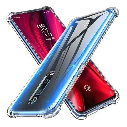 Capa Capinha Transparente Xiaomi Mi 9t Ou Mi K20 Pro