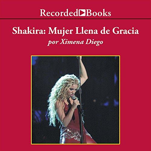 Shakira audiobook cover art