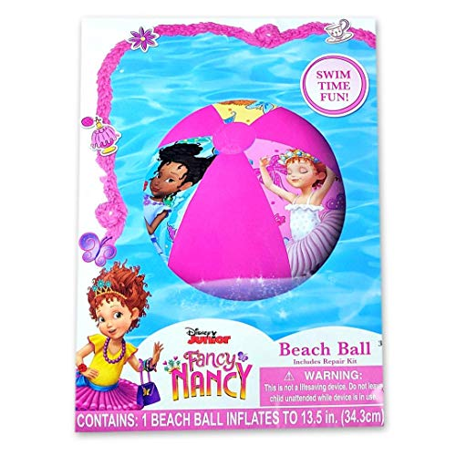 Fancy Nancy Inflatable Beach Ball