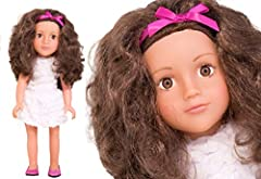 The Paris Doll Collection - 18 Inch / 46 cm Doll - Charlotte #1