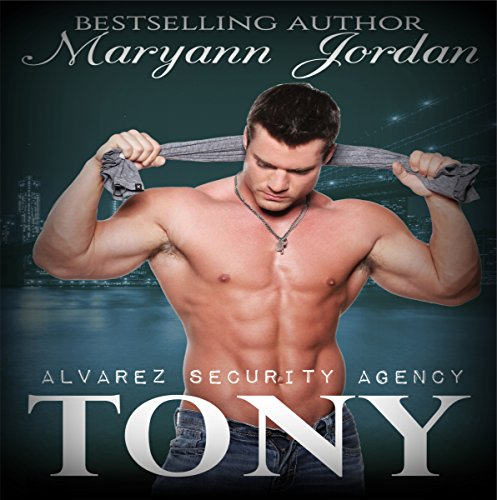 Tony audiobook cover art