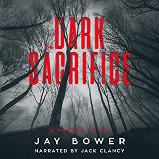 The Dark Sacrifice: A Horror Novel audiobook cover art
