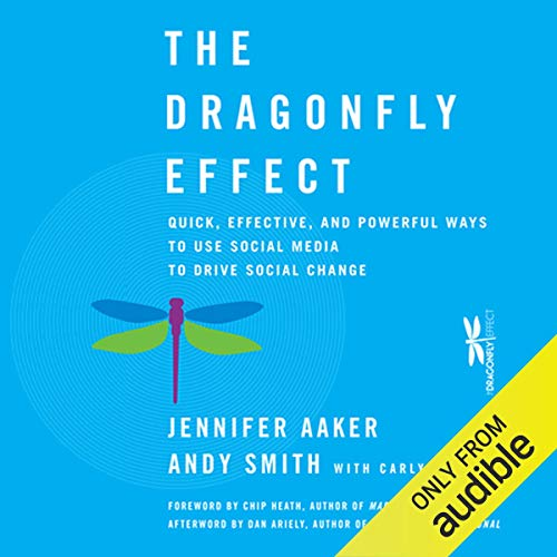 The Dragonfly Effect audiobook cover art