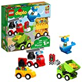 LEGO DUPLO My First Car Creations 10886 Building Blocks, 2019 (34...