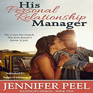 His Personal Relationship Manager audiobook cover art