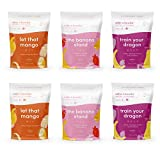 Rollin' n Bowlin' Smoothie Mix | Kid Favorites (Variety Pack of 6) | 3 Different Flavors, All...