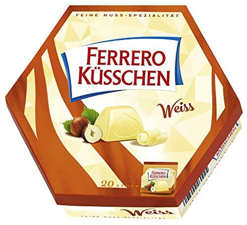 Ferrero Küsschen Weiße Schokolade, 20 Stück, 178 g