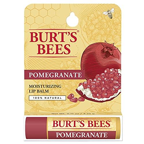 Burt's Bees Replenishing Lip Balm With Pomegranate Oil - Hidratante Labial 4,25g