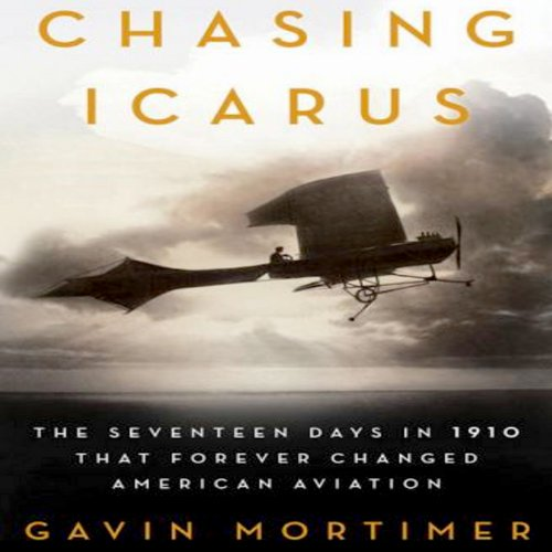 Chasing Icarus cover art