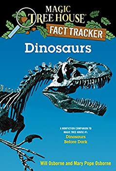 Paperback Dinosaurs No. 1 : A Nonfiction Companion to Magic Tree House #1: Dinosaurs Before Dark Book