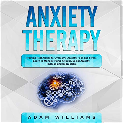 Anxiety Therapy cover art