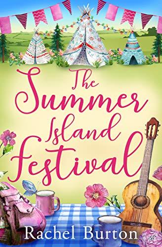 The Summer Island Festival by [Rachel Burton]