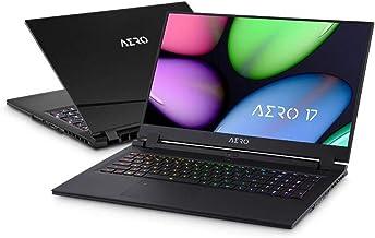 "HIDevolution Gigabyte AERO 17 XB-8US1130SH, 17.3"" FHD 144Hz IPS, 2.3 GHz i7-10875H, RTX 2070 Super Max-Q, 16 GB 2666MHz RA..."
