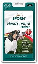 SPORN Head Dog Halter,Black
