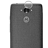 Vaxson 2 Stück Schutzfolie, kompatibel mit Motorola DROID Turbo Moto Kamera TPU Folie Rückseitige Kameraobjektiv [nicht Panzerglas Bildschirmschutzfolie Hülle Hülle ]