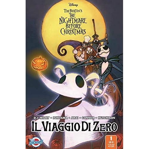The Nightmare Before Christmas – Il Viaggio Di Zero 0