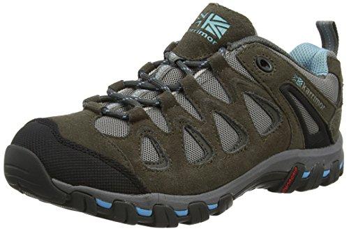 Karrimor Supa 5 Ladies, Women's Rise Hiking Boots, Grey Blue, 6 UK (39 EU)
